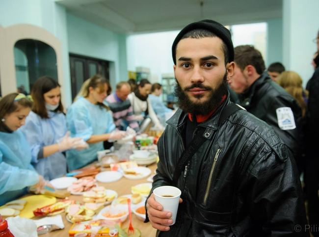 Макс, єврей з Донецька.