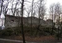 Руїни древнього замку
