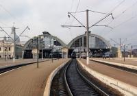 Дебаркадер вокзалу