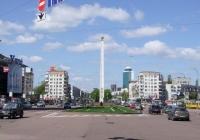 Фото. Площа Перемоги