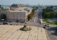 Фото. Софіївська площа столиці
