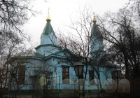 Фото. Свято-Макаріївська церква на Татарці