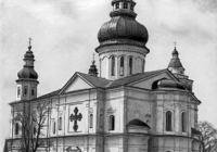 Фото. Троїцько-Ільїнський  монастир – перлина Чернігова
