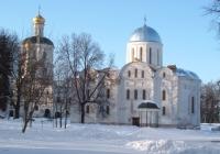 Фото. Борисоглібський собор – перлина часів Київської Русі