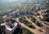 Фото. Харківська площа Свободи – найбільша в Україні