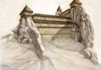 Фото. Наскельне місто-фортеця ТуСтань