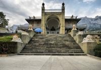 Фото. Воронцовський палац