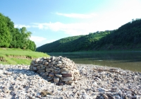 Фото. Дністровський каньйон