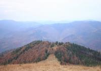 вид з гори Парашка