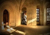 Внутрішній двір Хотина