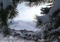 Фото. Лижний курорт «Альпійська долина»