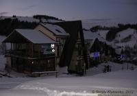 Фото. Гірськолижний курорт «Ізки»