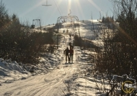 Фото. Гірськолижний курорт у с. Верхній Студений