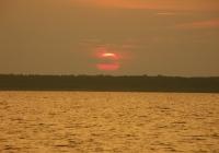 Захід сонця Світязь