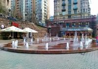 Фото. Світломузичний фонтан