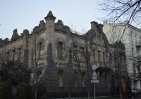 Фото. Дім вдови, яка плаче, – загадкова будівля Києва