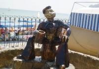 Пам'ятник невідомому морякові