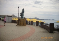 Пам'ятник Максиміліану Волошину