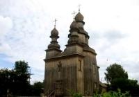 Фото. Георгіївська церква у Седневі – унікальний  дерев'яний храм Лівобережжя