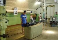 Фото. Музей ремонту підводних човнів у місті Балаклава