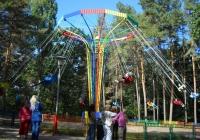 Фото. Парк «Ювілейний» у Черкасах – місце відпочинку і розваг