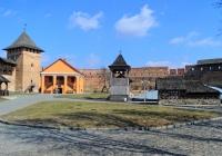 Фото. Верхній замок Луцьк