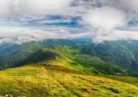 Фото. Чорногірський хребет