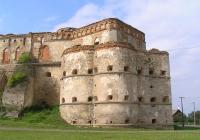 Фото. Меджибізький замок (Замок Синявських)