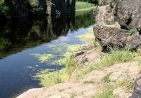Фото. Кам'янка – ріка природніх див