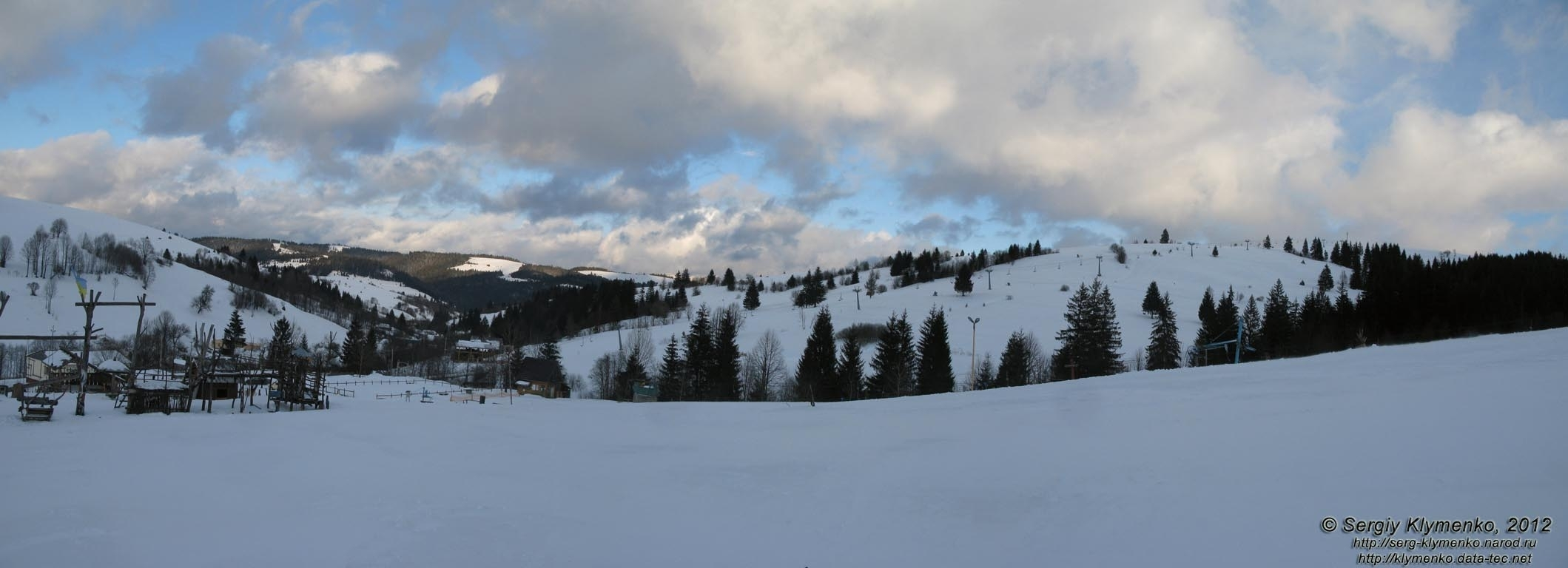 Гірськолижний курорт «Ізки»  Изки 91a1bdc773d00