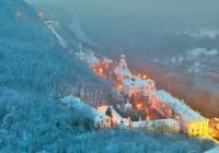 Фото. Свято-Успенська Святогірська Лавра – духовна квітка сходу України